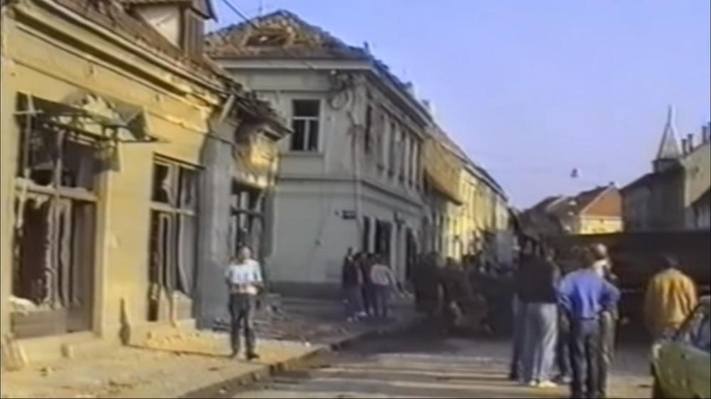 VIDEO) 16. rujna 1991. Petrinja - pakao i razaranje grada prate nečovječni  zločini domaćih četnika i JNA – narod.hr