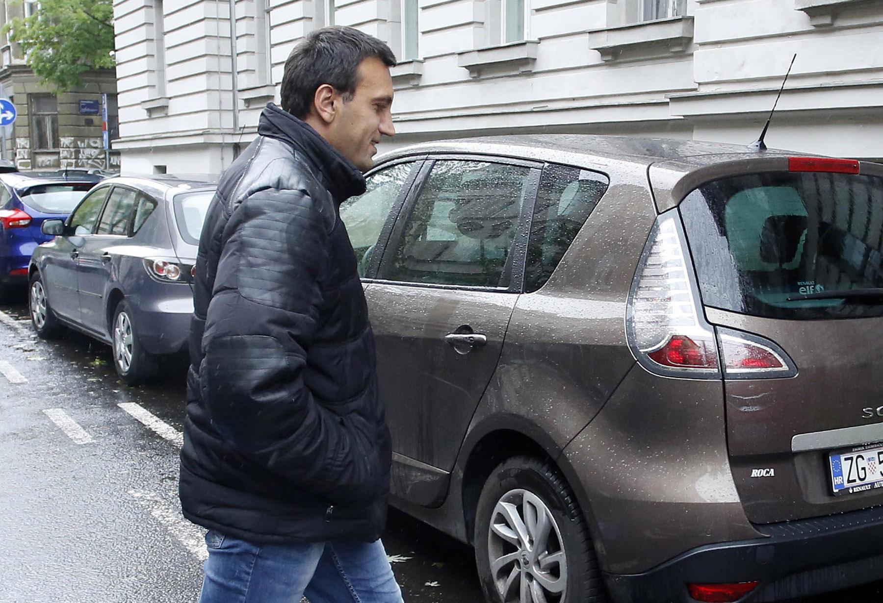 (FOTO) Varga na ispitivanju u USKOKU odbacio napise o prisluškivanju ministra Božinovića
