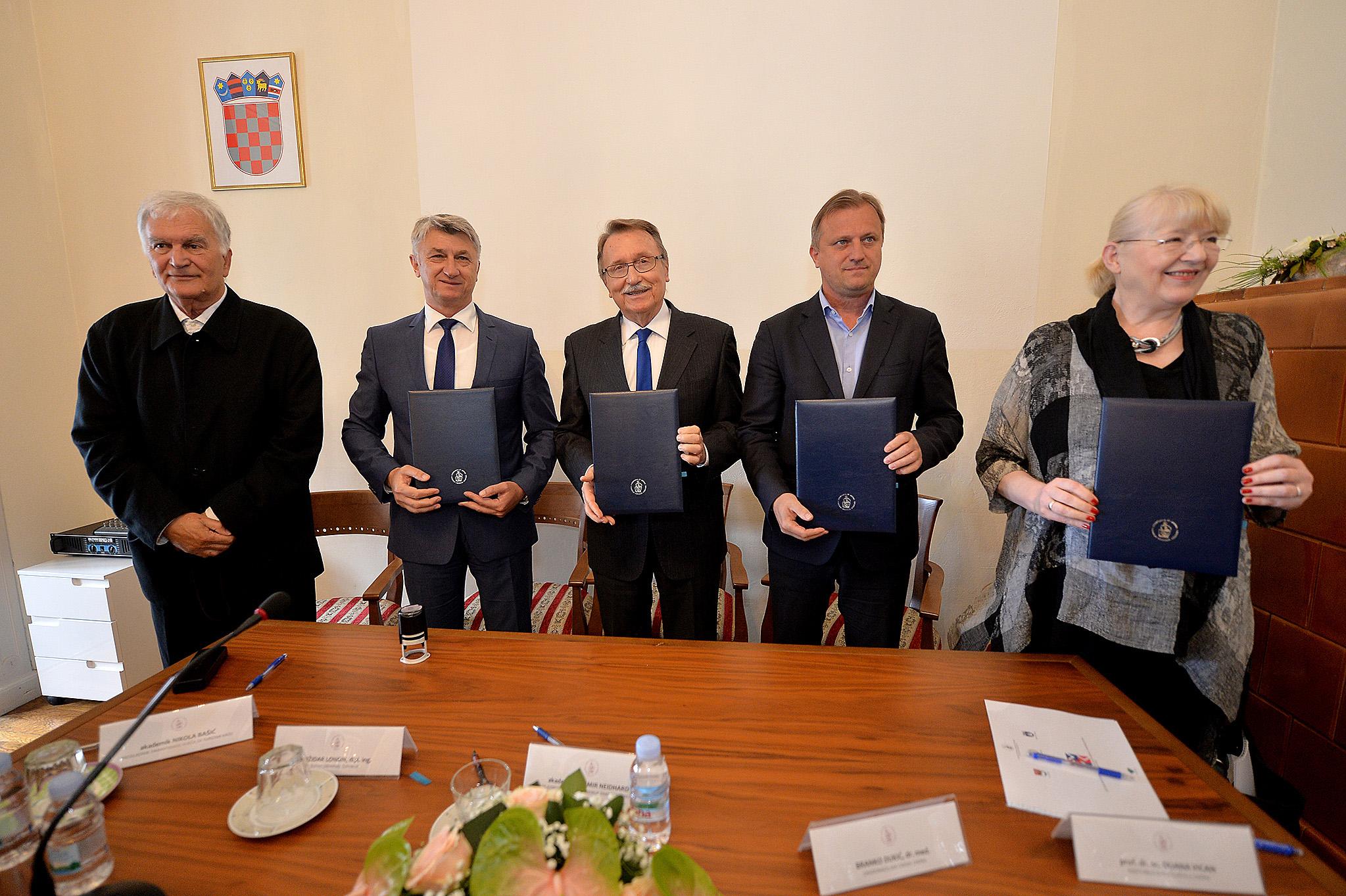 Potpisano pismo namjere o osnivanju Hrvatskoga muzeja maritimne kulture