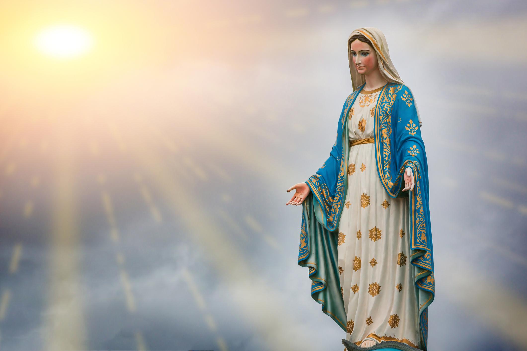 10. lipnja Marija Majke Crkve - Majka Božja je prototip Crkve po svojoj  vjeri, ljubavi i savršenom jedinstvu s Kristom! – narod.hr