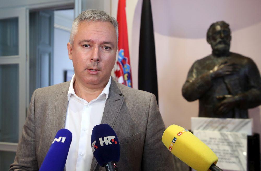 Kosor: 'Pupovac je danas tjerao inat, HSLS u nedjelju odlučuje ostaje li u ovakvoj koaliciji'