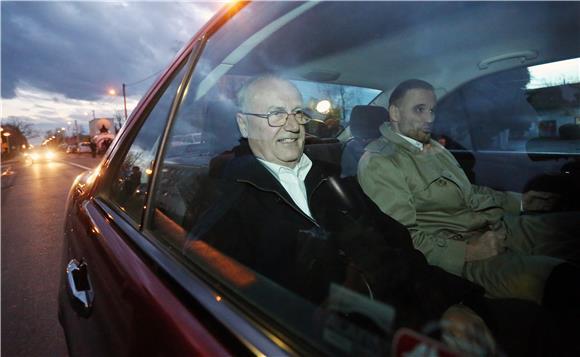 Bivši šef Udbe Perković stigao u Hrvatsku na odsluženje doživotne zatvorske kazne