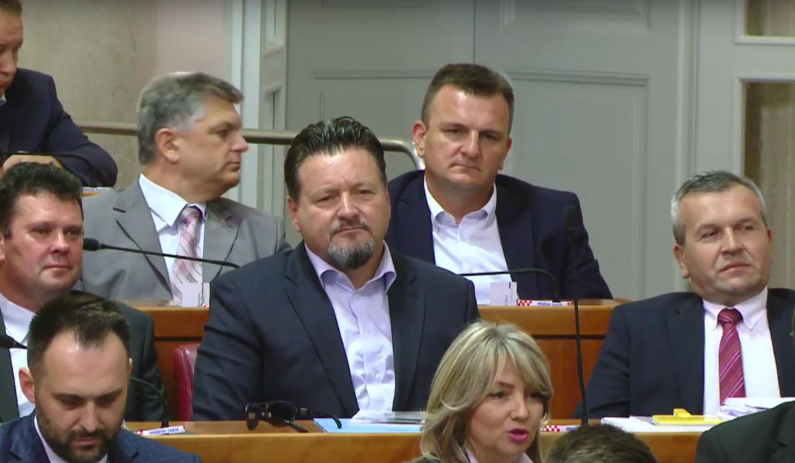 Kuščević trebao postati članom Saborskog odbora za zakonodavstvo, Bandićevi zastupnici srušili kvorum