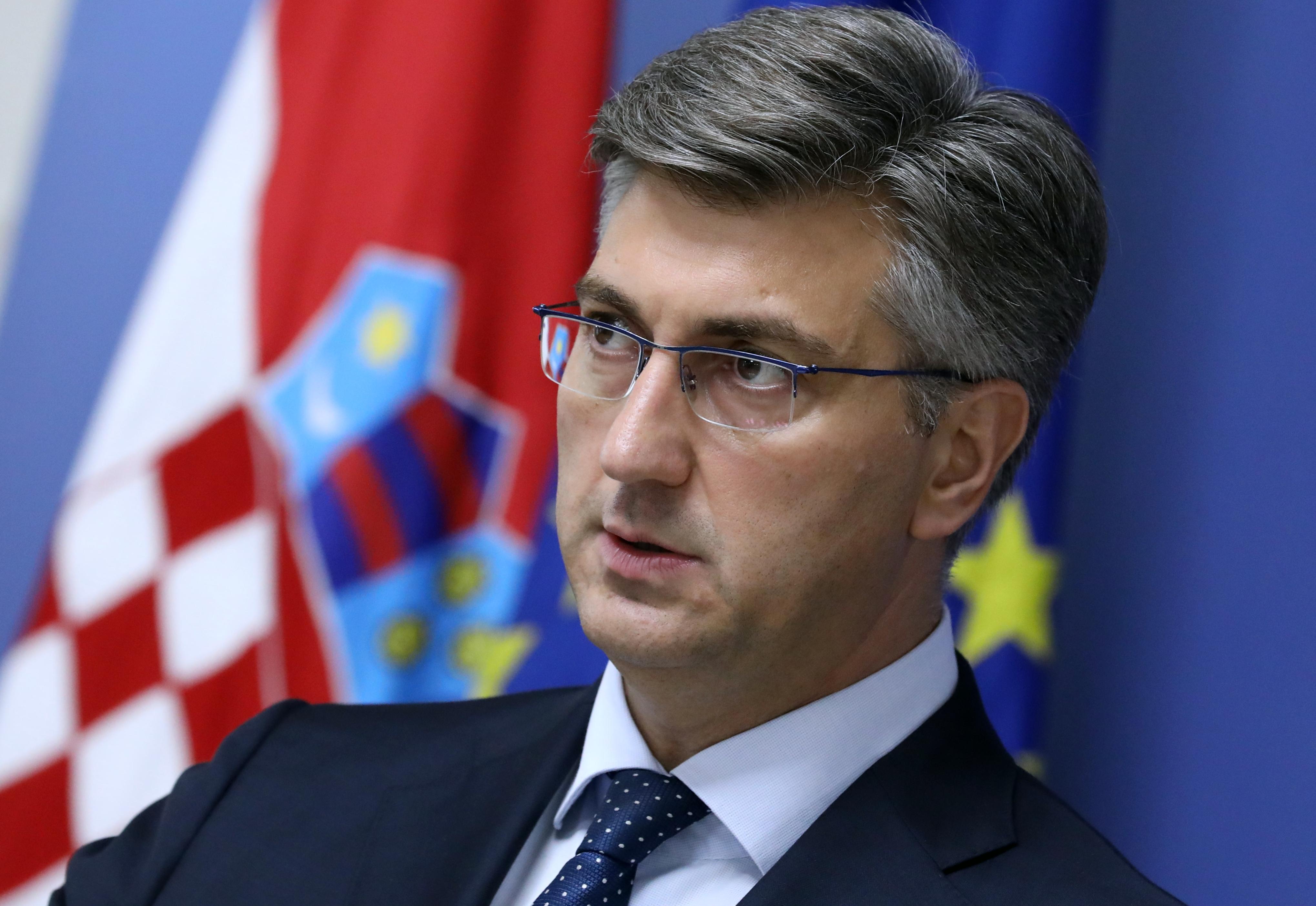 Premijer Plenković uputio izraze sućuti u povodu smrti akademika Radoslava Katičića