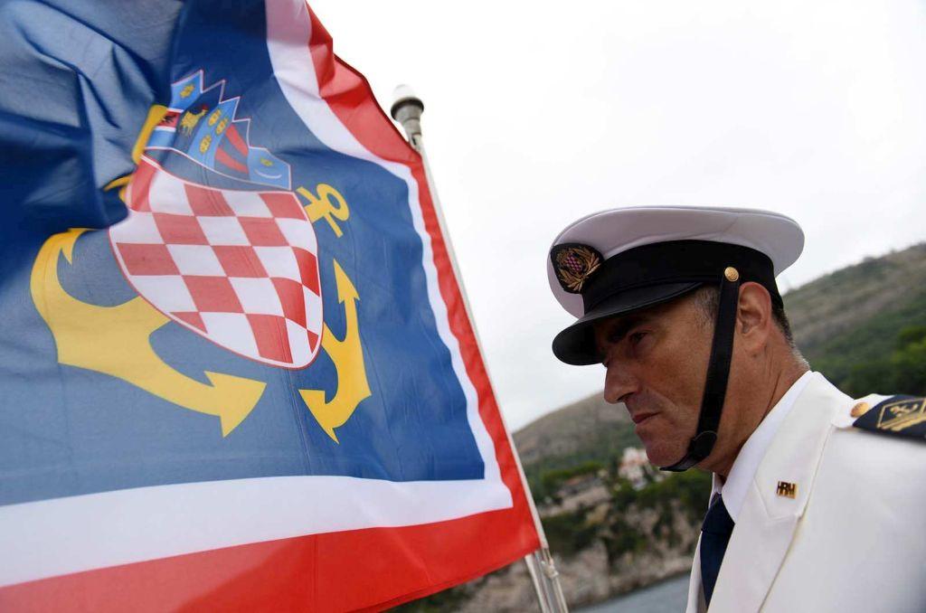 (FOTO) Počelo obilježavanje 28. obljetnice Hrvatske ratne mornarice: Središnja svečanost u petak