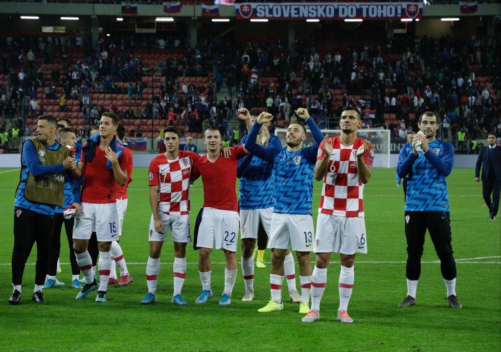 Hrvatska Protiv Slovačke Igra Na Rujevici Iz Jednog Vrlo
