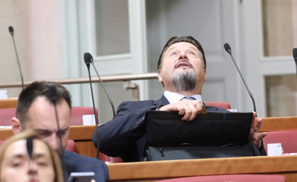 (VIDEO) Nedostatak kvoruma: Nema odluke ulazi li Kuščević u Odbor za zakonodavstvo