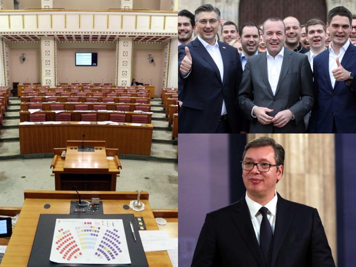 EPP odustao od iznajmljivanja Hrvatskog sabora: Zbog novog pravilnika političke stranke s klubom u EP i dalje mogu iznajmiti sabornicu