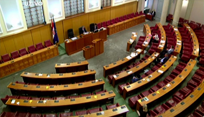 Sa 80 glasova za i 41 protiv, izglasan proračun za 2020.