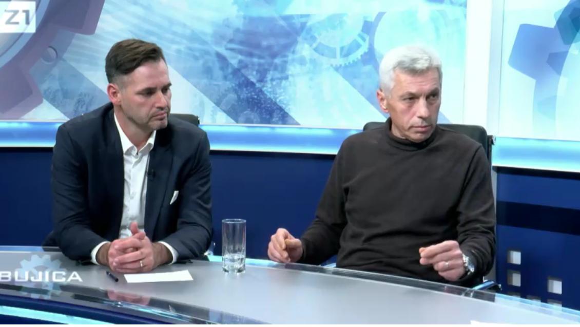 Video Krasnodar Raguz I Miro Boras Razlog Izbacivanja Osmorice Hdz Ovaca Bila Je Kritika Plenkoviceve Politike Narod Hr