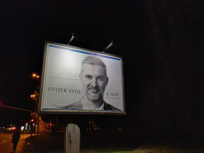Diljem Hrvatske osvanuli jumbo plakati Nine Raspudića Nino-raspudic-plakati-2-696x522