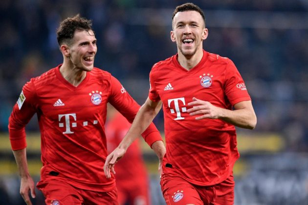 (FOTO) Perišić zabio u porazu Bayerna od Borussije Mönchengladbach