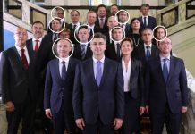 Krstičević je 15. ministar koji je napustio Plenkovićevu Vladu
