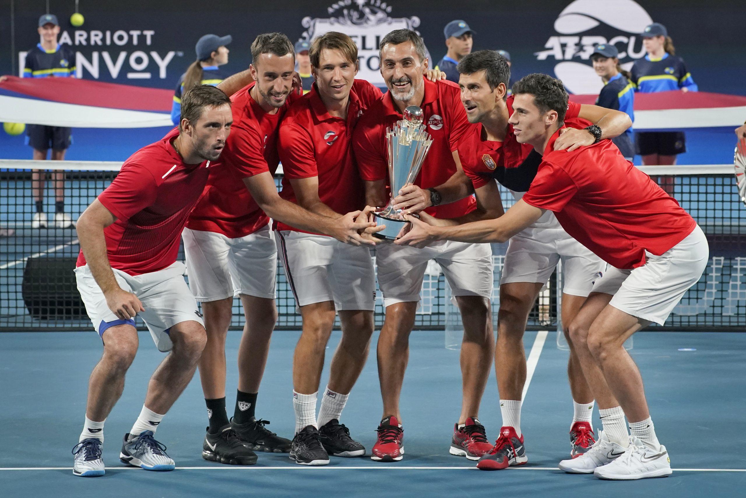 Srbija osvojila prvi ATP Kup u Australiji HN20200112416281-scaled