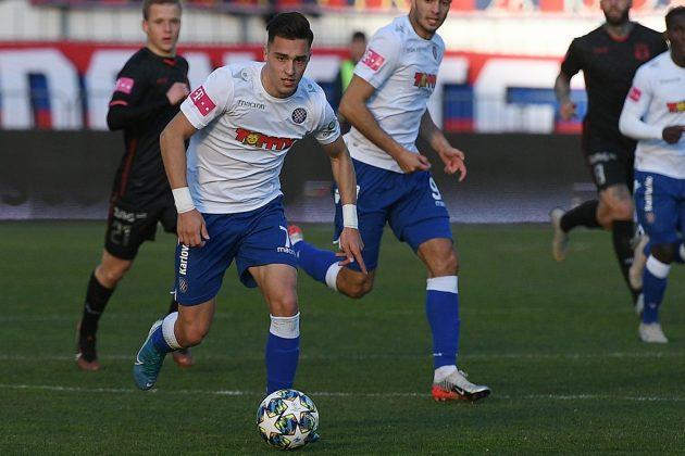 (FOTO) Prva HNL: Hajduk u najboljoj utakmici ove sezone zabio čak šest golova Gorici