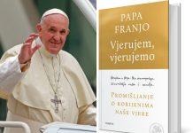 Narod.hr ekskluzivno donosi izvadak iz knjige-intervjua pape Franje 'Vjerujem, vjerujemo'