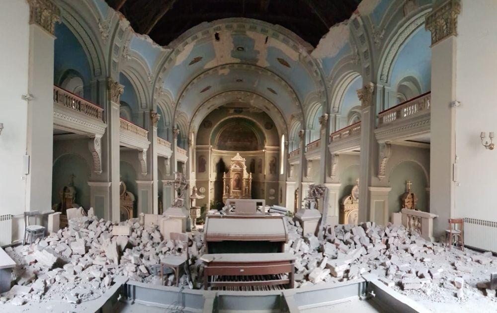 Bazilika Srca Isusova Obnavljat Ce Se Mozda I Godinama Evo Gdje