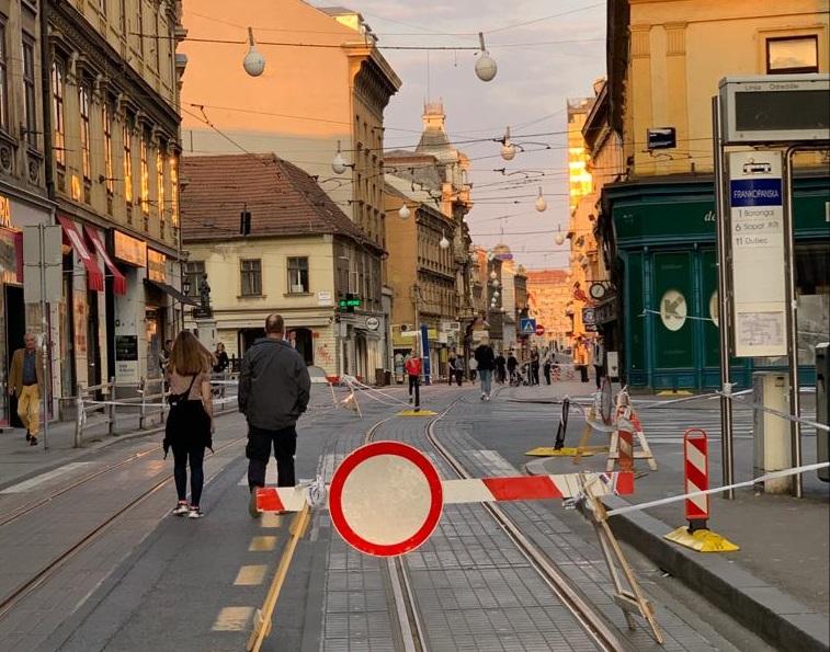 Foto Posljedice Potresa Kao Zrtva Koronavirusa Koliko Je Jos Nerijesenih Problema I Opasnosti U Zagrebu Narod Hr