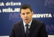 (VIDEO) Grmoja: 'Vladajući ne žele dopisno i elektroničko glasovanje jer bi ono u potpunosti izmjenilo političku sliku Hrvatske'