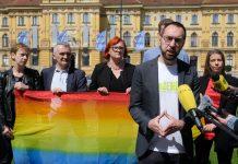 Ordo Iuris podnio prekršajnu prijavu protiv Zagreb Pridea zbog otuđenih zastava Hoda za život: 'Nisu spriječili huškanje i pozive na krađu i paljenje'