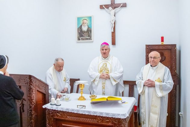 Blagdan sv. Leopolda Bogdana Mandića biskup vlado košić