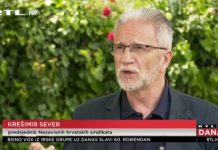 (VIDEO) Krešimir Sever: 'Tražimo od Vlade da pokaže kako neradna nedjelja nije samo predizborni trik'