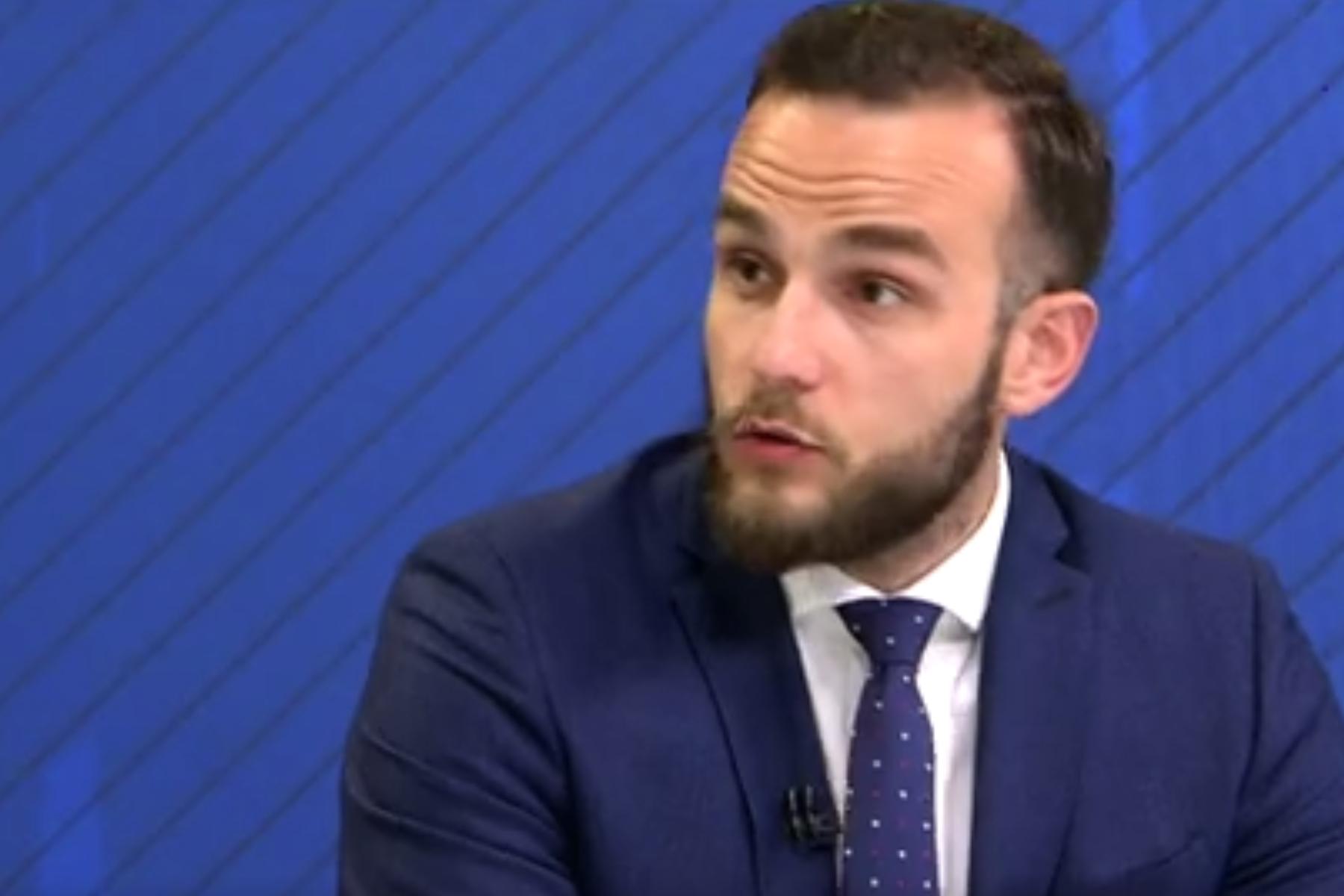 (VIDEO) Aladrović o HDZ-ovim listama: 'To je spoj iskustva, mladosti i dobroga rada'