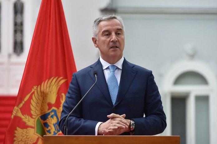 Milo Đukanović u Crnoj Gori
