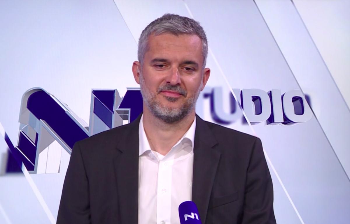"""Nino Raspudić: """"Bavit ću se pitanjima vezanim uz izborni zakon, referendume, pitanjem BiH"""""""