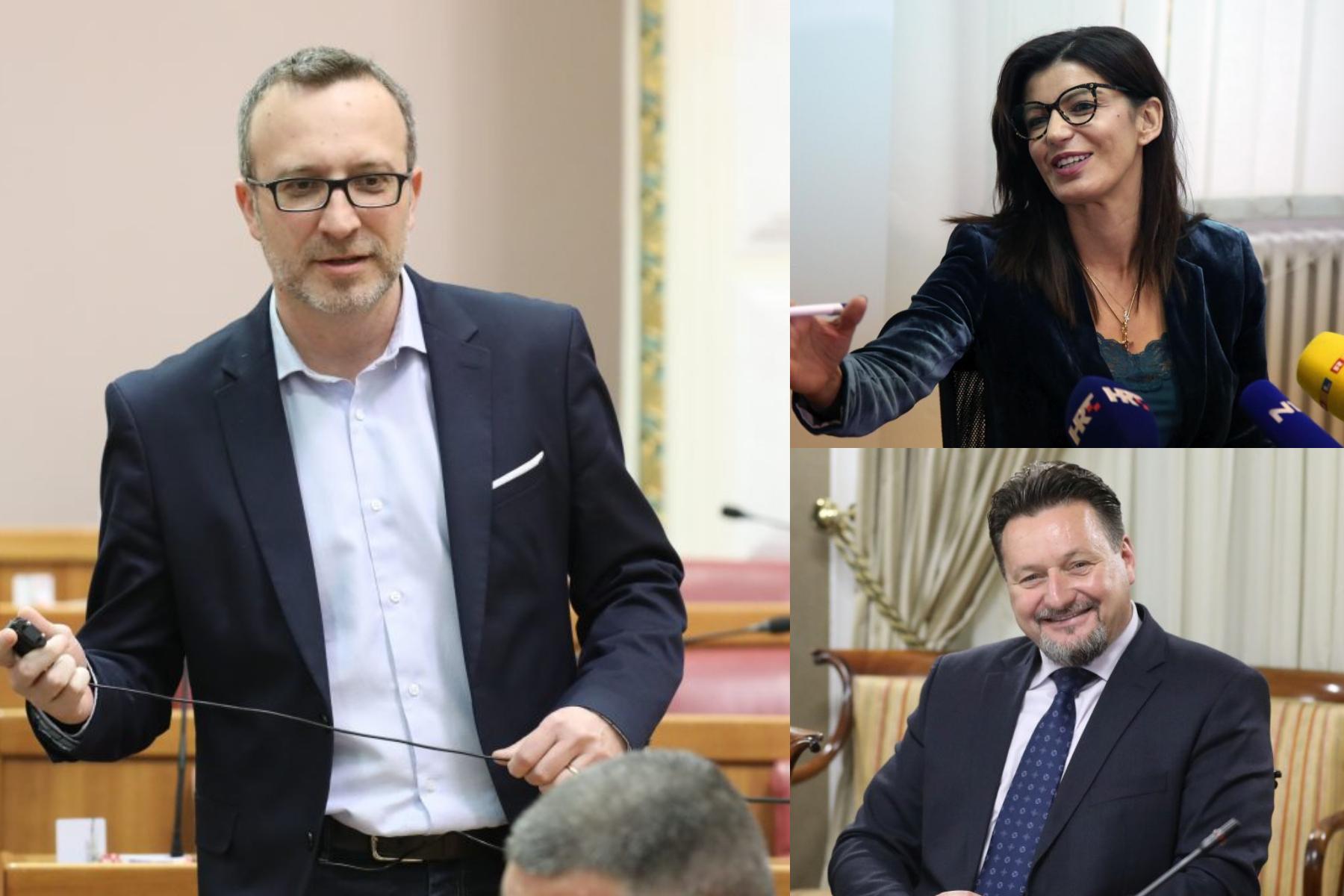 Sladoljev: 'I dalje ću se boriti za promjenu izbornog zakona kako nam Josipa i Lovro više nikad ne bi krojili sudbinu'