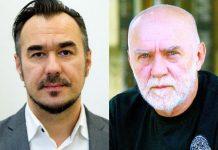 Tado Jurić i Stjepan Šterc