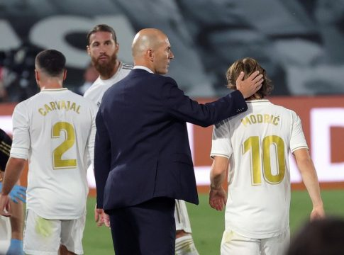 Zidane: 'Umoran sam jer uvijek pričamo o istoj stvari. Čini se da smo pobijedili samo zbog sudaca'