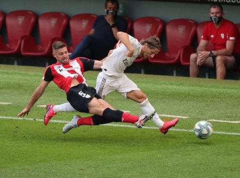 (FOTO) Real sedam bodova ispred Barcelone, Ramos opet junak, igrao i Modrić