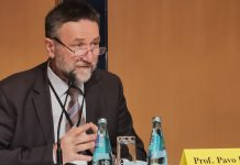 (FOTO) Prof. dr. Pavo Barišić: 'Čovjek ne smije postati instrument bilo kakve tehnologije i ideologije'