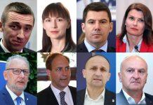 Parlamentarni izbori: Donosimo kandidate 4 najveće stranke u IV., V. i VI. izbornoj jedinici
