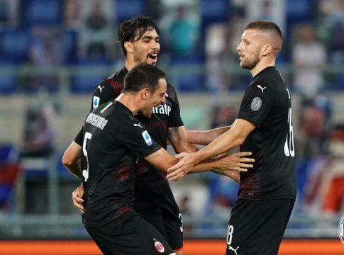 Gazzetta dello Sport hvali Rebića: 'Nije razočarao i napravio je ono što se od njega očekivalo'
