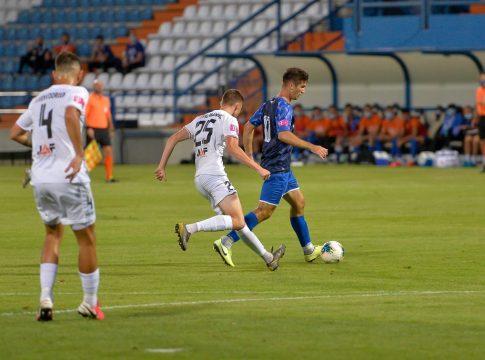 (FOTO) Gorica uvjerljiva protiv Varaždina na otvaranju nove sezone