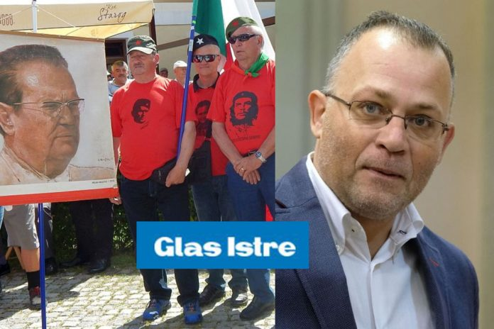 antifašisti titoisti Hasanbegović