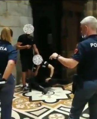 talijanska policija milano