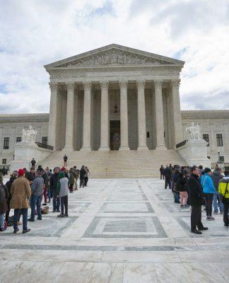 američki vrhovni sud