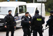 Okončana izvanredna situacija u Sisku: Policija uhitila muškarca koji je u školi prijetio bombom