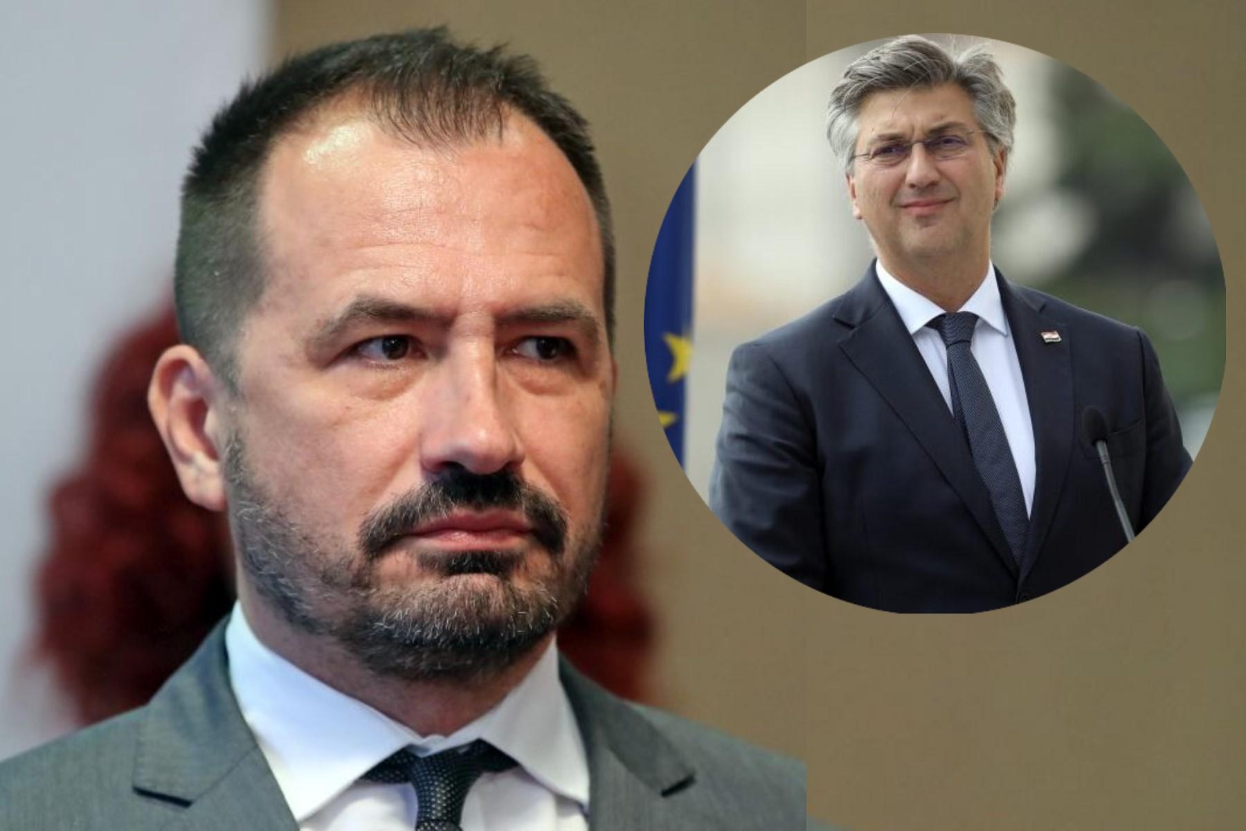 Peternel (DP) za Narod.hr o cenzuri: 'Plenković nas vraća u posttotalitarni sustav'