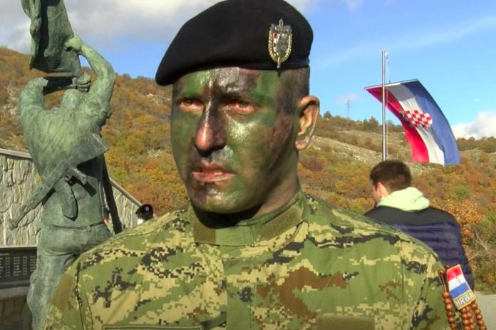 Hrvatski vojnik