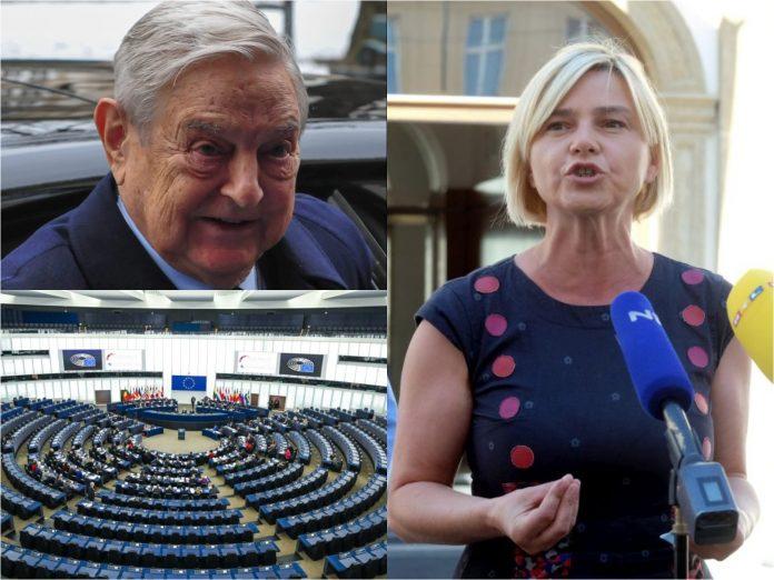 Benči,ć Soros, EP