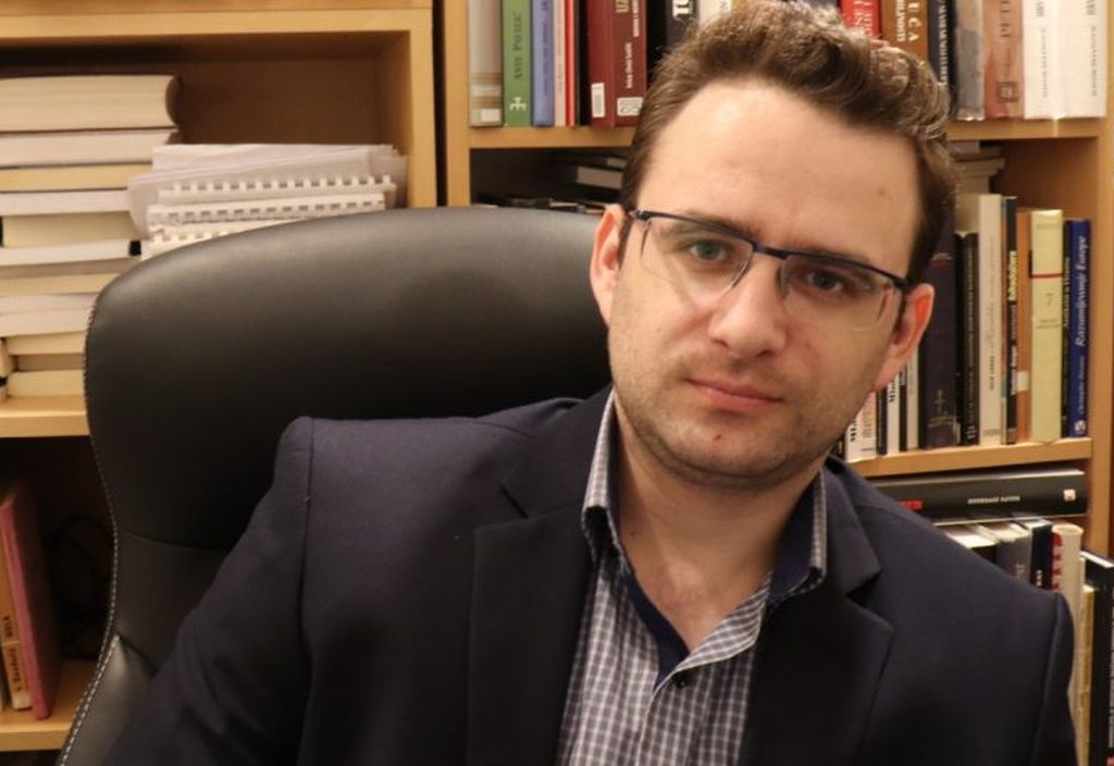 Davor Dijanović: U Izvješću SOA-e ne spominje se desni radikalizam, ali se  spominje velikosrpstvo – narod.hr