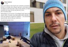 Valentić se ispričao: 'Puno su gori komentari od mojih deset sklekova u crkvi'