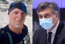 Nakon upada u crkvu - Cimerman zatražio pomoć Plenkovića i portal Narod.hr optužio za 'terorizam'