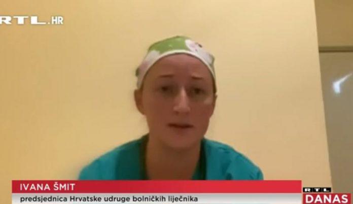 ivana šmit, predsjednica hubol-a