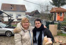 Razoran potres u Petrinji uništio obiteljsku kuću glavne urednice Narod.hr-a: Evo kako možete pomoći!
