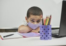 Ozbiljna opasnost za djecu: Najkompetentnija znanstvena studija o štetnosti zaštitnih maski